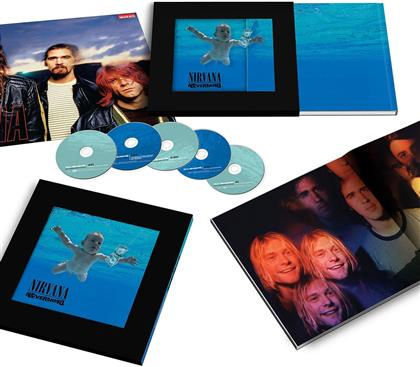Nirvana - Nevermind (Remastered, 4 CDs + DVD)