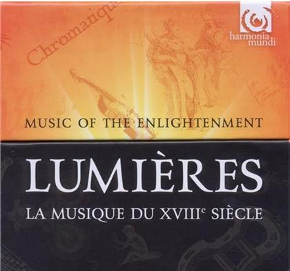 Divers & Divers Xviii Jh - Music Of The Enlightenment - L (30 CDs)