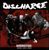 Discharge - Disensitise - Reissue
