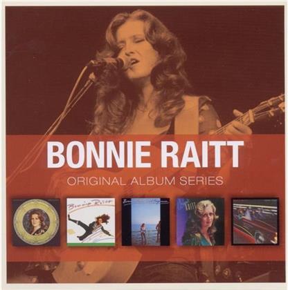 Bonnie Raitt - Original Album Series (5 CDs)