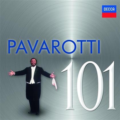Luciano Pavarotti & --- - 101 Pavarotti (6 CDs)