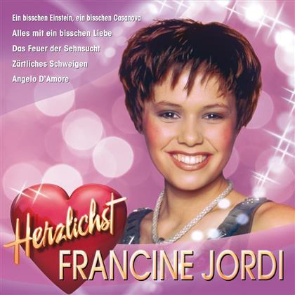 Francine Jordi - Herzlichst