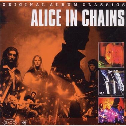 Alice In Chains - Original Album Classics (3 CDs)