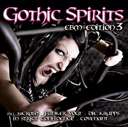 Gothic Spirits Ebm Edition - Vol. 3 (2 CDs)