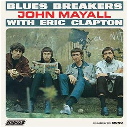 John Mayall & Eric Clapton - Blues Breakers (New Version)