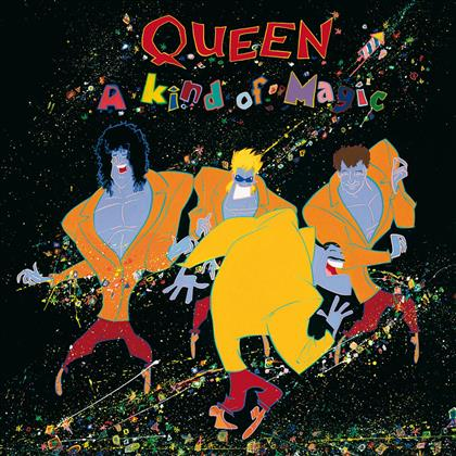 Queen - A Kind Of Magic (Versione Rimasterizzata)