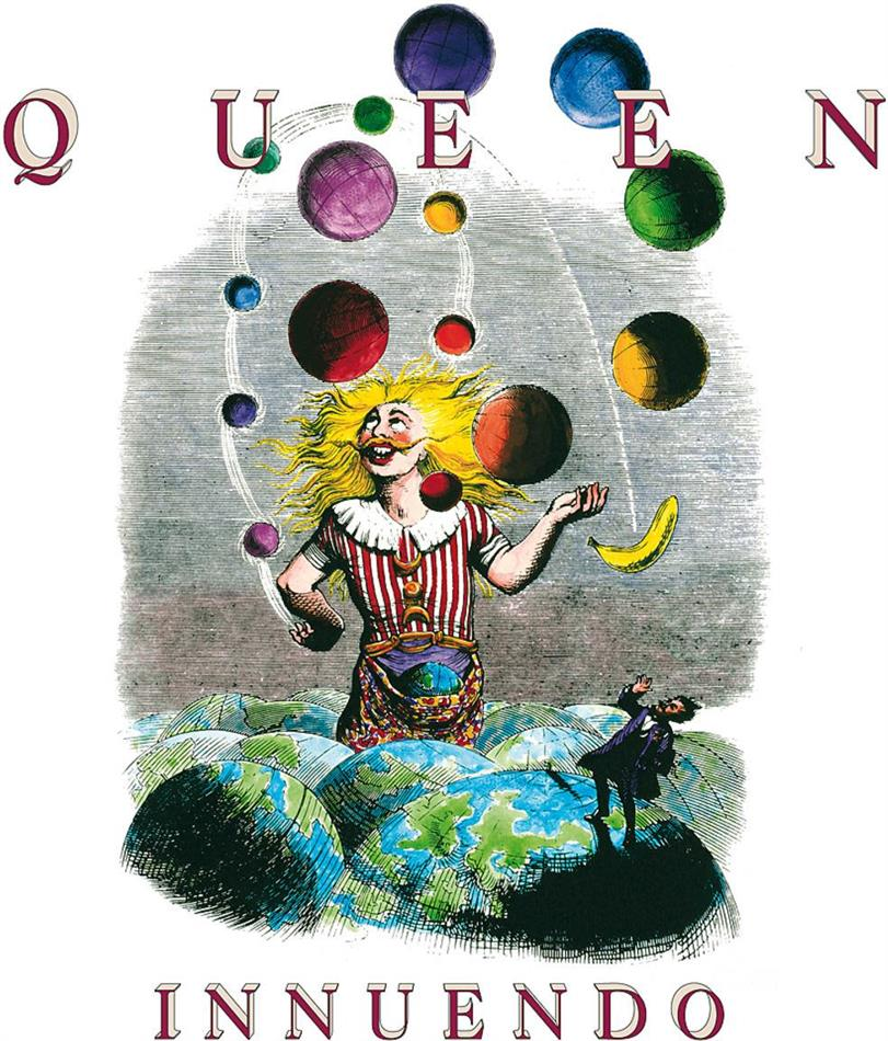 Queen - Innuendo (Remastered)