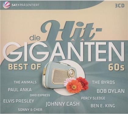 Hit Giganten - Various - Best Of 60'S (3 CDs)
