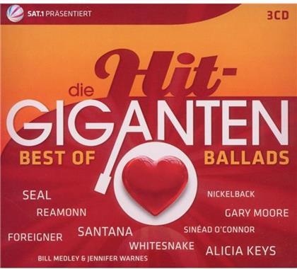 Hit Giganten - Various - Best Of Ballads (3 CDs)