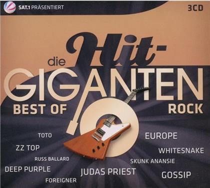 Hit Giganten - Various - Best Of Rock (3 CDs)