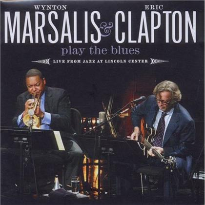 Wynton Marsalis & Eric Clapton - Play The Blues (CD + DVD)