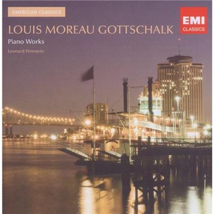 Leonard Pennario & Louis Moreau Gottschalk (1829-1869) - Piano Works