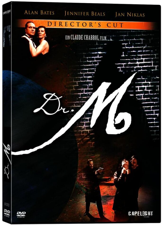 Dr. M (1990) (Director's Cut)