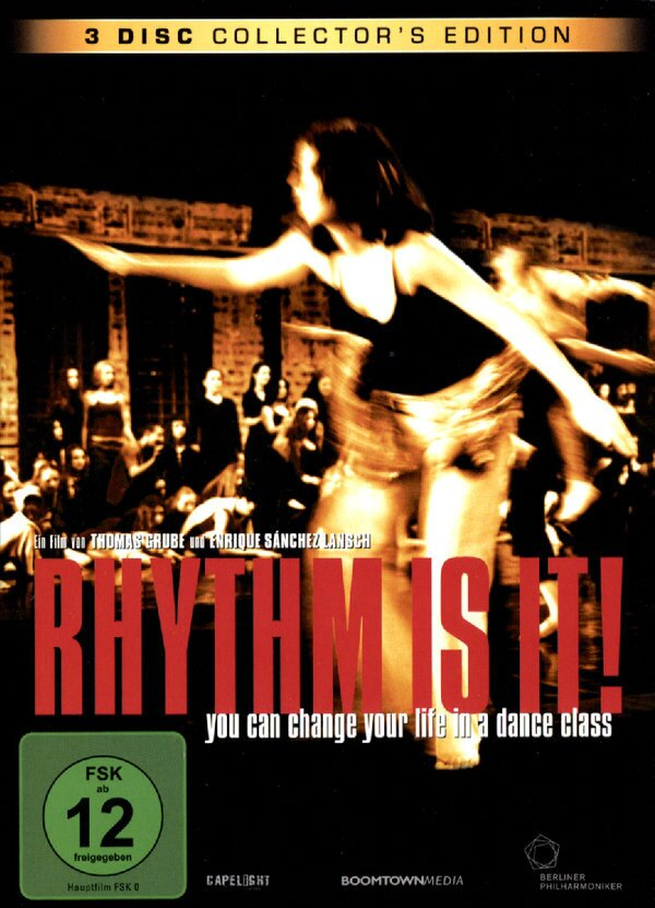 Rhythm is it! (Collector's Edition, 3 DVDs)