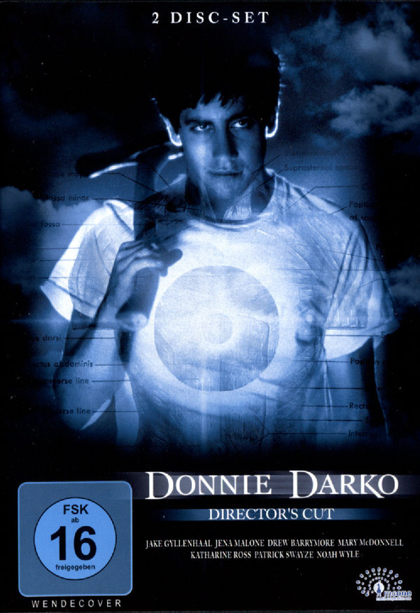 Donnie Darko (2001) (Director's Cut, 2 DVD)