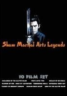 Shaw martial arts legends (Box, Collector's Edition, 5 DVDs)