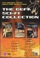 The Defa Sci Fi Collection (Special Edition, Uncut, 3 DVDs)
