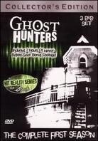 Ghost Hunters - Season 1 (Collector's Edition, 3 DVDs)