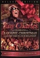 Ray Charles - Celebrates a gospel (Deluxe Edition, DVD + CD)