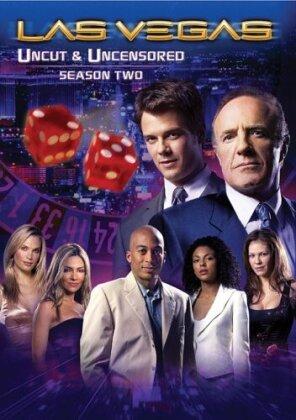 Las Vegas - Season 2 (Uncut, 3 DVD)