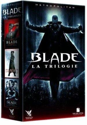 Blade Trilogy (Box, 3 DVDs)