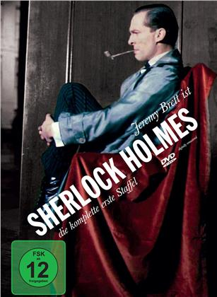 Sherlock Holmes - Staffel 1 (Neuauflage, 4 DVDs)