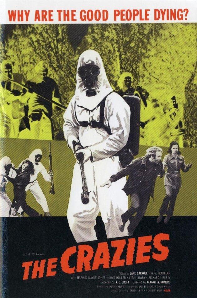 The Crazies (1973) (Grosse Hartbox)