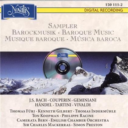 Fueri, Gilbert, Racine, Koopma & Divers Barock - Bach, Couperin, Geminiani, Hae