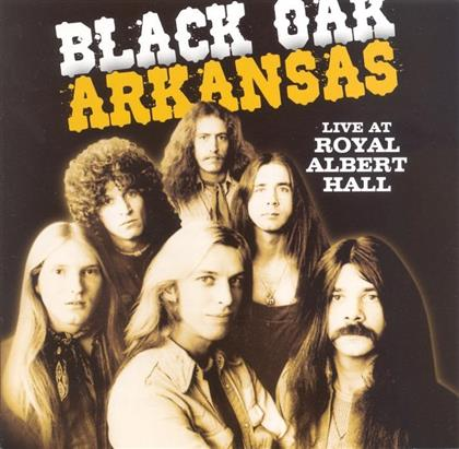 Black Oak Arkansas - Live At Royal Albert Hall - Dual Disc (CD + DVD)