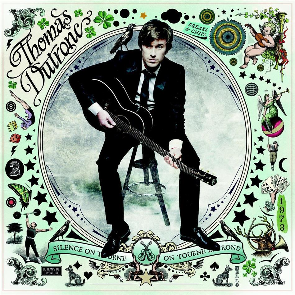 Thomas Dutronc - Silence On Tourne, On Tourne En Rond (Limited Edition)