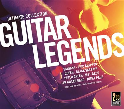 Guitar Legends - Ultimate Collection (2 CDs)
