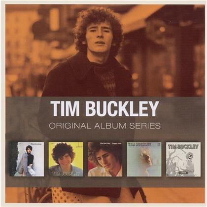 Tim Buckley - Original Album Series (5 CDs)