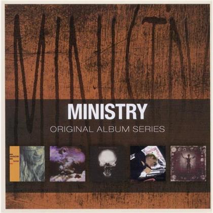 Ministry - Original Album Series (5 CDs)