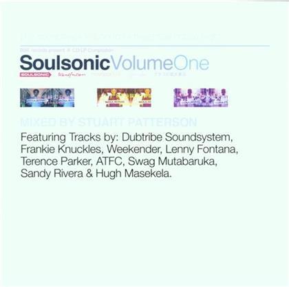 Soul Sonic - Various - Vol. 1 (2 CDs)