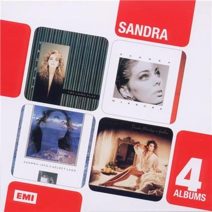 Sandra - 4In1 (4 CDs)