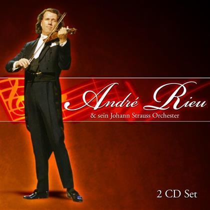 Andre Rieu & Johann Strauss - Andre Rieu & Sein Johann Strauss (2 CDs)