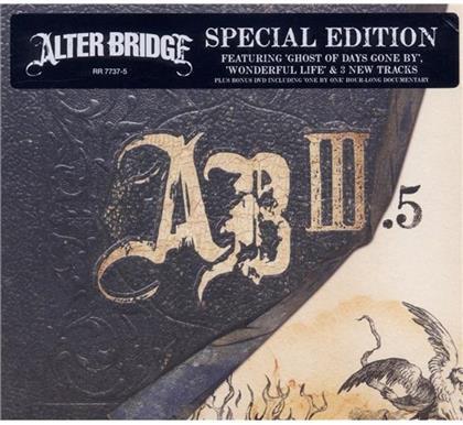 Alter Bridge - AB III.5 (CD + DVD)