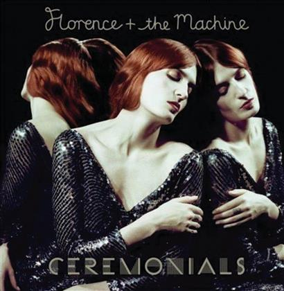 Florence & The Machine - Ceremonials (Deluxe Edition, 2 CDs)