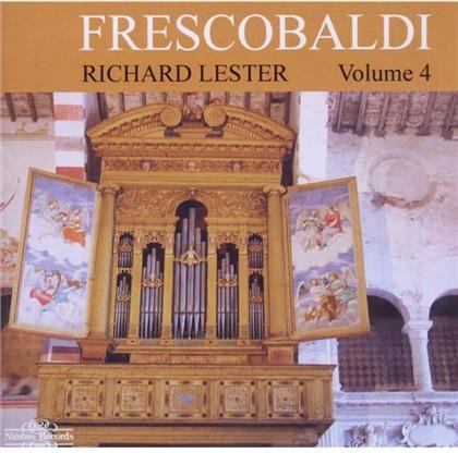 Richard Lester & Girolamo Frescobaldi (1583-1643) - Harpsichord & Virginals