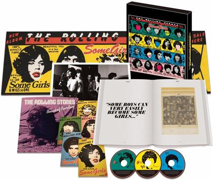 The Rolling Stones - Some Girls (4 CDs)