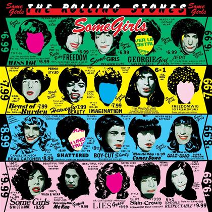 The Rolling Stones - Some Girls (Deluxe Edition, 2 CDs)