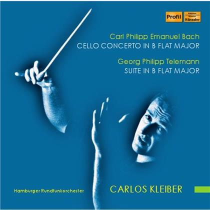 Hamburger Rundfunkorchester & --- - Suite In B Flat Major