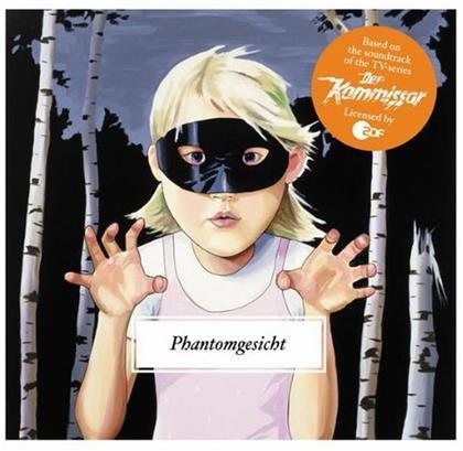Pit Baumgartner (De-Phazz) - Phantomgesicht