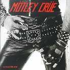 Mötley Crüe - Too Fast For Love - 5 Bonustracks (Japan Edition)