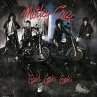 Mötley Crüe - Girls Girls Girls - 5 Bonustracks (Japan Edition)