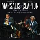 Wynton Marsalis & Eric Clapton - Play The Blues - + Bonus (Japan Edition, CD + DVD)