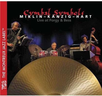 Karlheinz Miklin - Cymbal Symbols