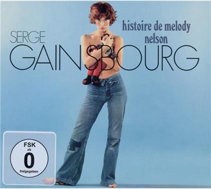 Serge Gainsbourg - Histoire De Melody Nelson (2 CDs + DVD)