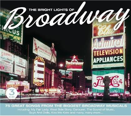Greatest Broadway Musicals - Musical (3 CDs)