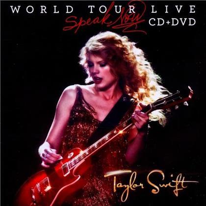 Taylor Swift - Speak Now - World Tour Live (2 CDs + DVD)